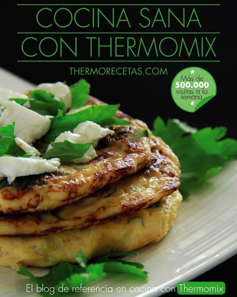 cocina sana thermomix