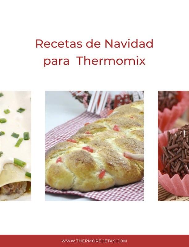 recetas navidad thermomix